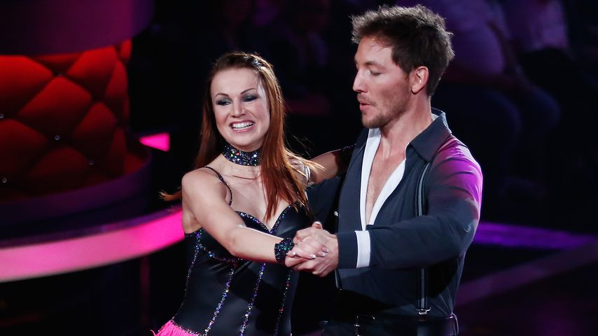 "Katja Kalugina und Dirk Moritz bei ""Let's Dance"", 2014"
