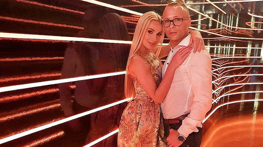 Nicht nur Nico: Katja gab auch Tanzpartner Emil Laufpass