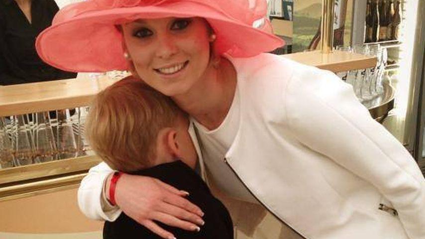 Katja Kühnes Sohn bekommt keine X-mas-Geschenke