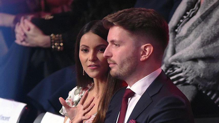 """Kattia Vides und Patrick Weilbach bei """"Let's Dance"""" 2018"""