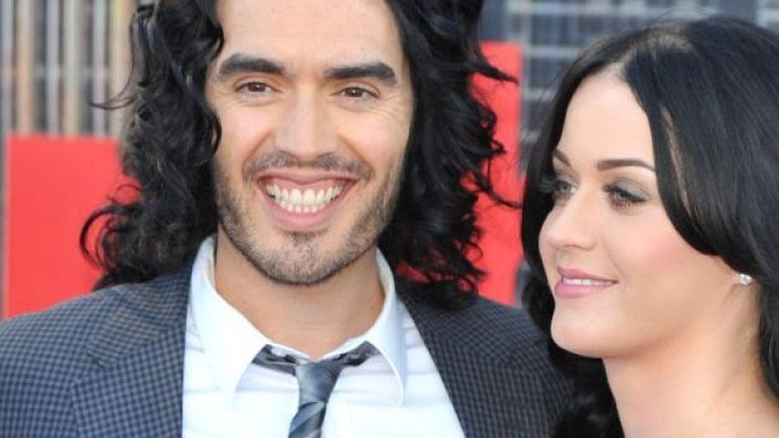 Russell Brand macht sich Sorgen um Katy Perry