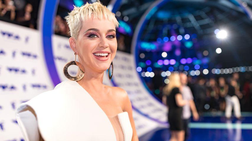 Süße Geste: Katy Perry singt Duett mit krebskrankem Teenie!