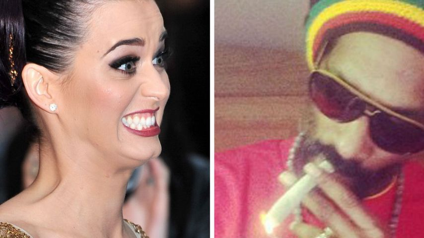 Sind Katy Perry und Snoop Dogg Kiffer-Freunde?