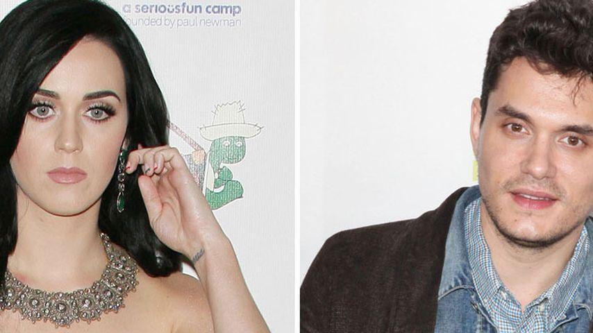 Wird Katy Perry von John Mayer betrogen?