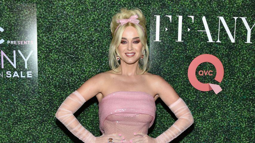 Katy Perry im Oktober 2018