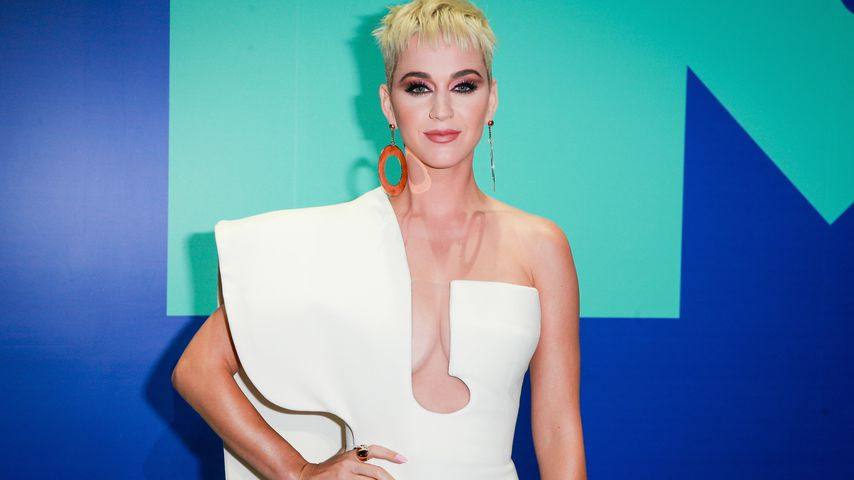 Katy Perry bei den MTV Video Music Awards 2017 in Inglewood