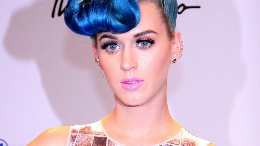 Echo: Katy Perry bringt Glanz auf den lila Teppich