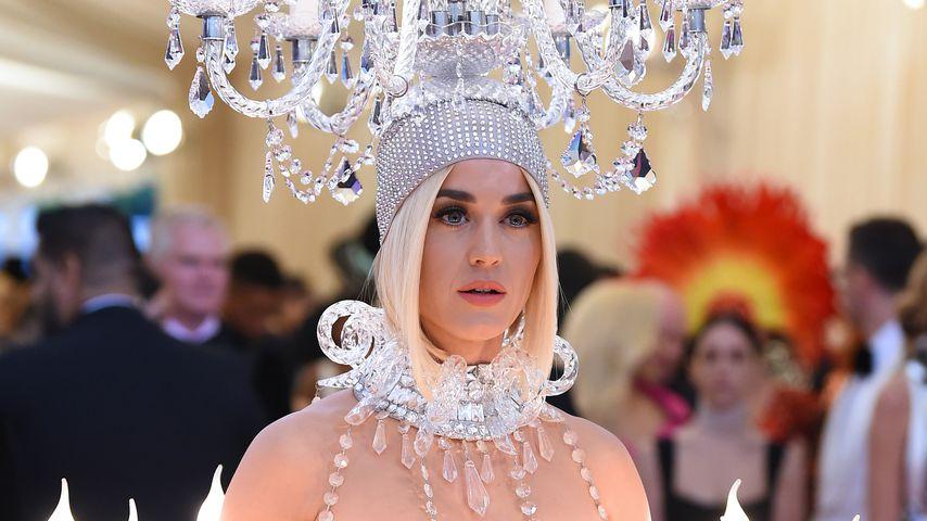 Wie Justin Bieber: Katy Perry für Posten ihres Pics verklagt