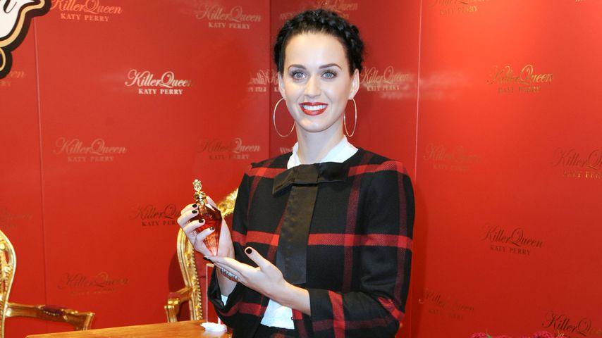 """Katy Perry bei der Markteinführung ihres Parfums """"KillerQueen"""""""