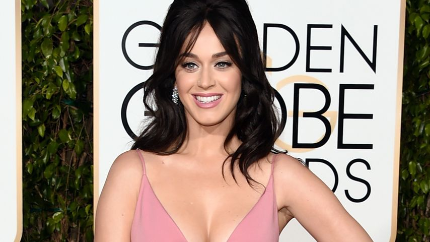 Katy Perry bei den Golden Globes 2016