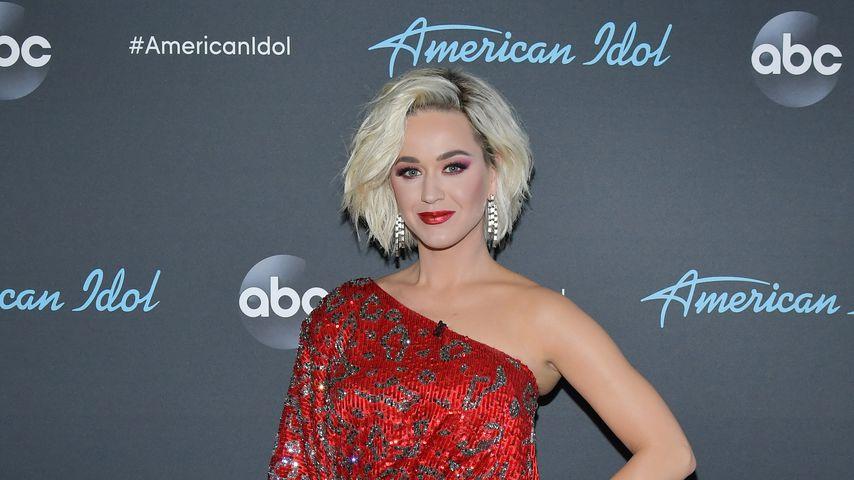 Katy Perry im April 2019 in Los Angeles