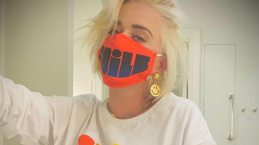 Katy Perry im Juli 2020