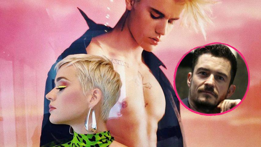 """Notgeil"": Orlando eifersüchtig auf Katys Foto mit dem Biebs"
