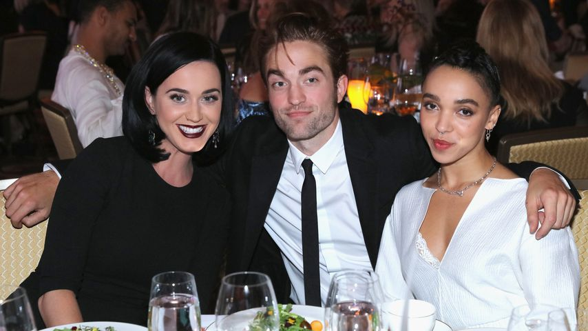 Katy Perry, Robert Pattinson und FKA Twigs