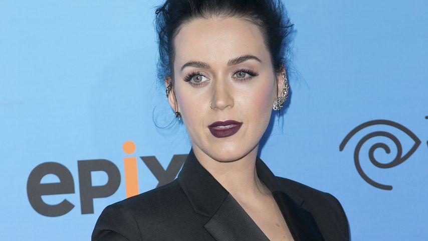 Haarig! Katy Perry hat immer 25 Perücken im Gepäck