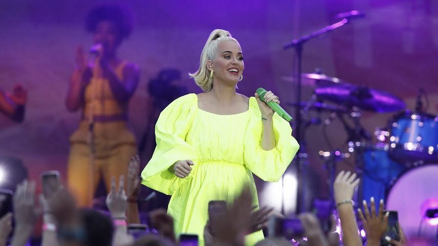 Katy Perry im März 2020 in Bright, Australien