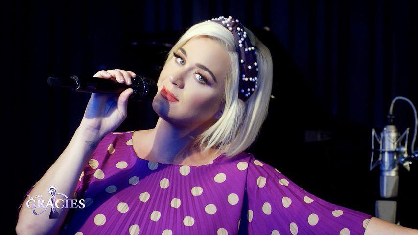 """""""Vollzeitjob"""": Katy Perry spricht über ihren Mama-Alltag"""