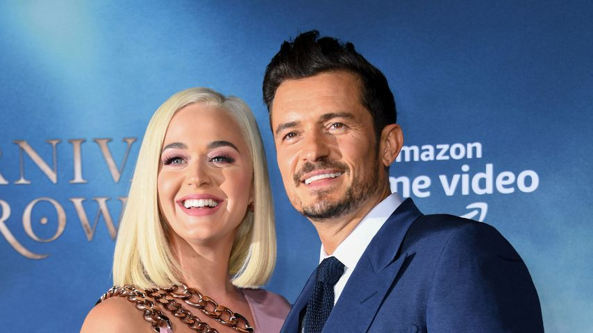 Katy Perry und Orlando Bloom im August 2019