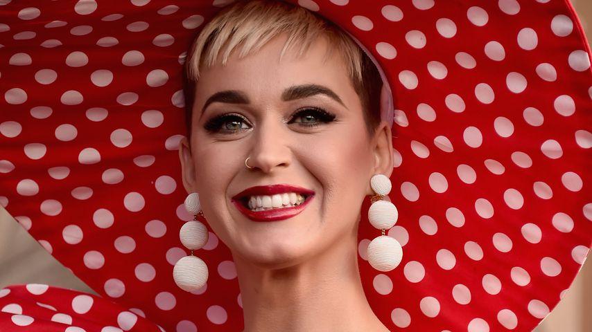 Katy Perry, 90. Geburtstagsfeier von Minnie Mouse, Hollywood Walk of Fame 2018