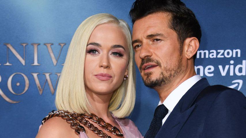 Katy Perry und Orlando: Hochzeit wurde vorerst verschoben
