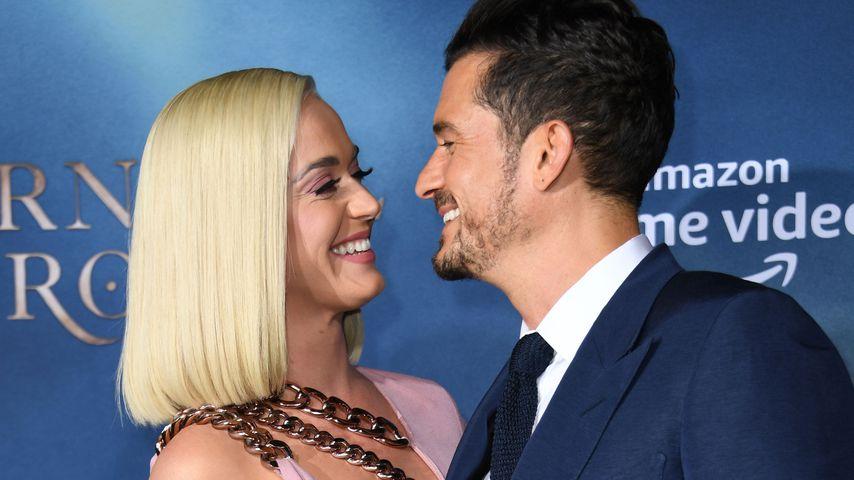 Unerwartet: Katys Hochzeit mit Orlando soll bescheiden sein