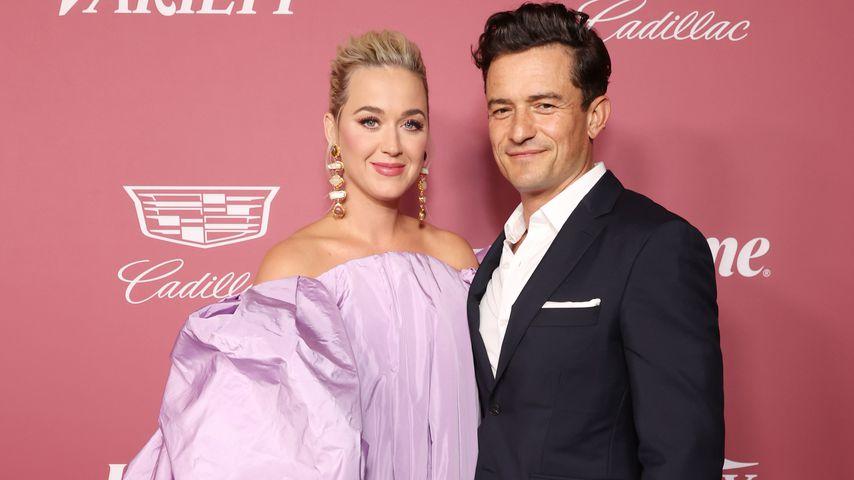 Katy Perry und Orlando Bloom im September 2021 in Kalifornien