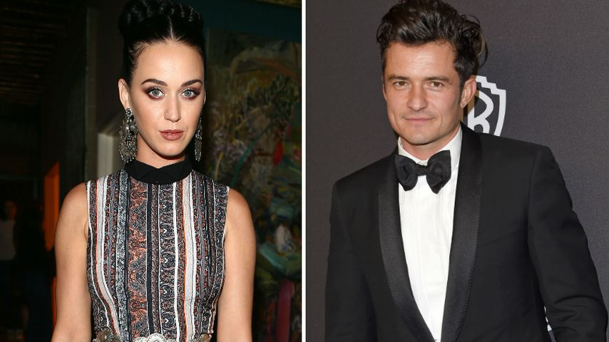 Darum haben Katy Perry & Orlando Bloom den Traumpaar-Faktor!
