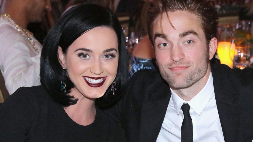 Katy Perry und Robert Pattinson bei der GO Campaign Gala
