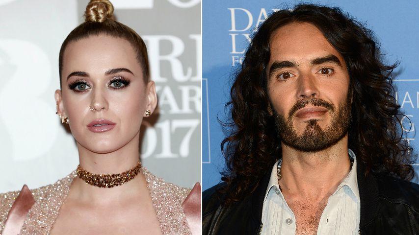 Diss gegen Katy Perry? Russell Brand gibt Beziehungs-Tipps!