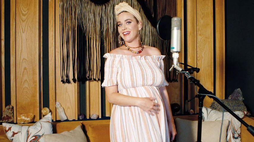 Katy Perry bei einem virtuellen Musikfestival im Mai 2020