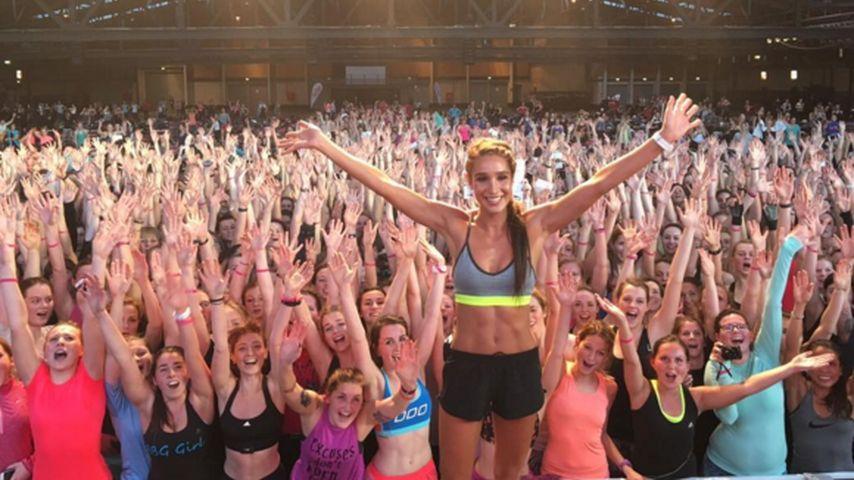 Reich dank Instagram: So cool ist Fitness-Star Kayla Itsines