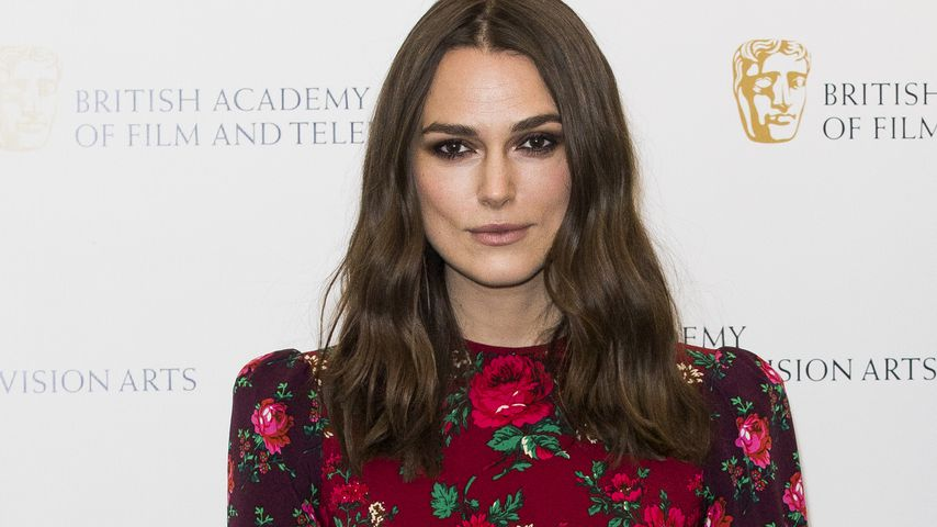 Keira Knightley beim 'A Life In Pictures'-Photocall der BAFTA