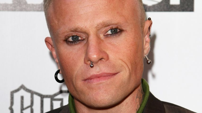 Keith Flint 2009 in London