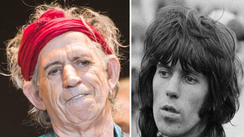 Ein berauschendes Leben: Alt-Rocker Keith Richards wird 75