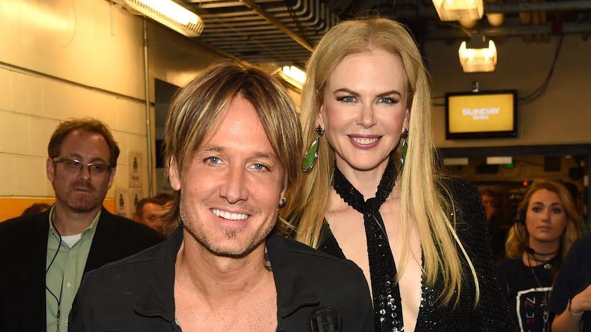 Nicole Kidman schwärmt von Keiths Liebesbriefen