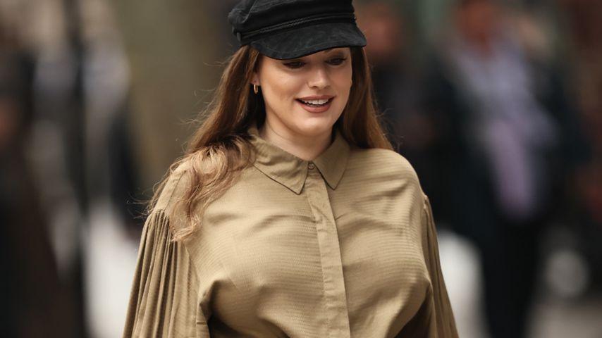 Kelly Brook in London im Oktober 2020