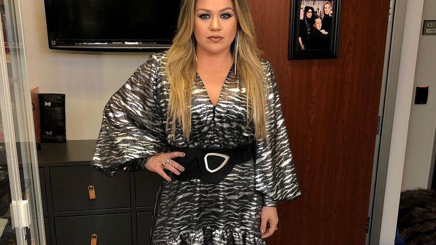 Kelly Clarkson im Dezember 2020