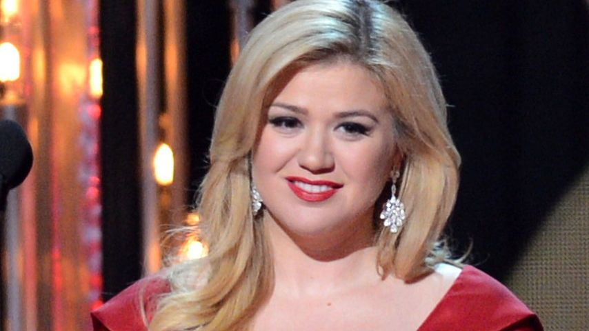 """Kelly Clarkson: """"Endlich darf ich dick sein!"""""""