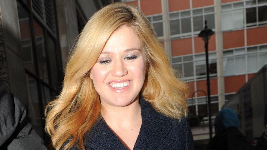 Kelly Clarkson nervt sich selbst mit Verliebtheit