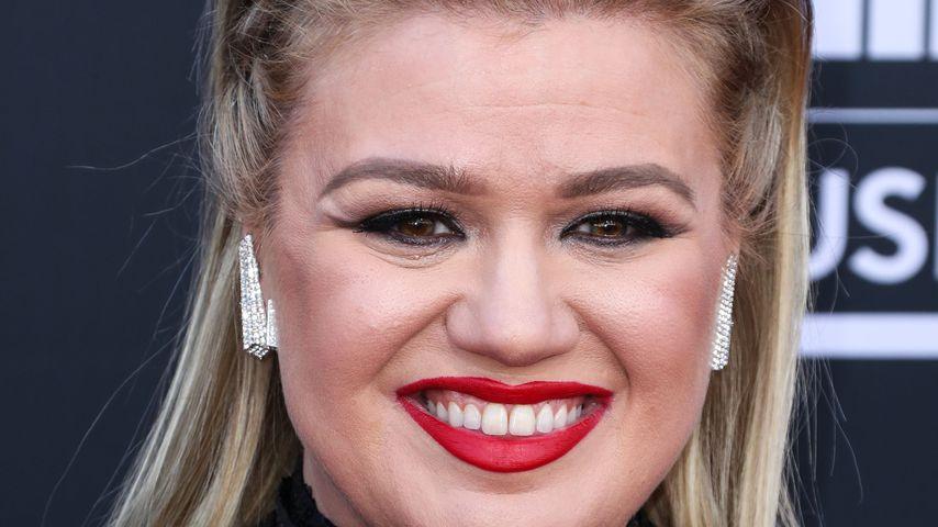 Musikerin Kelly Clarkson bei den Billboard Music Awards 2019