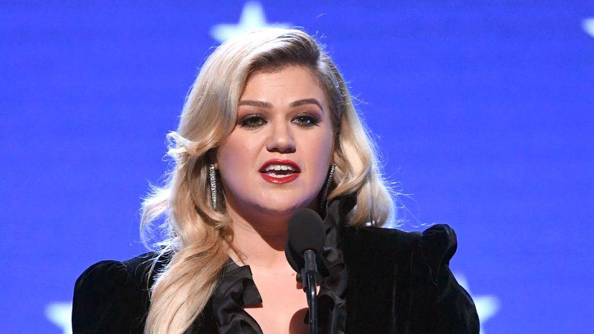 Geänderter Songtext: Singt Kelly Clarkson über ihren Ex?