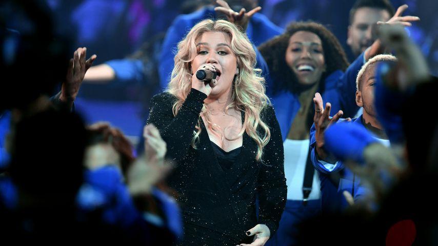 Kelly Clarkson bei den Billboard Music Awards 2019