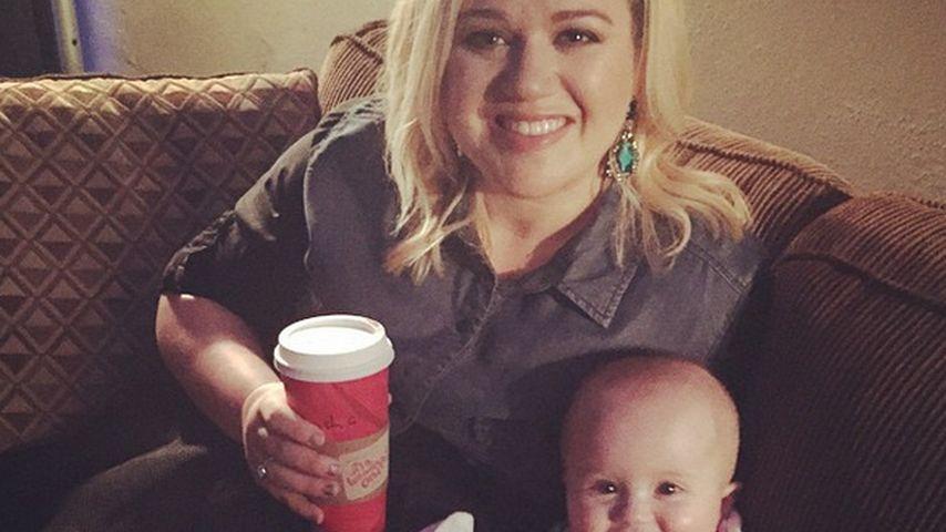 So grausam war Kelly Clarksons Schwangerschaft