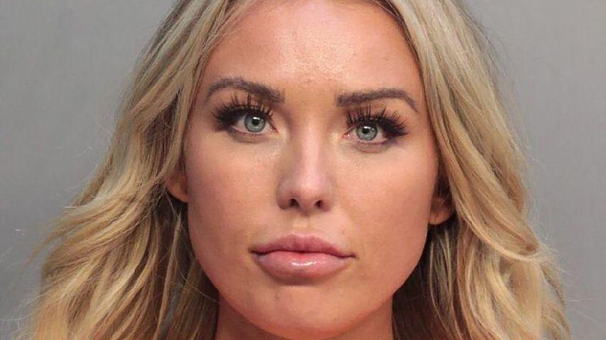 Verhaftungsfoto Kelly Kay