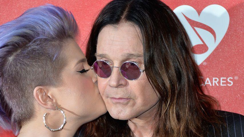 Kelly und Ozzy Osbourne