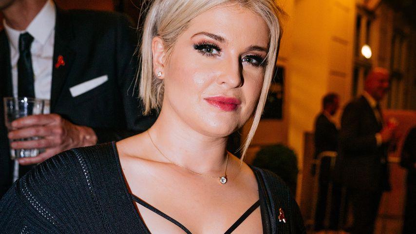 Liebes-Knaller bei Kelly Osbourne: Sie ist frisch vergeben!
