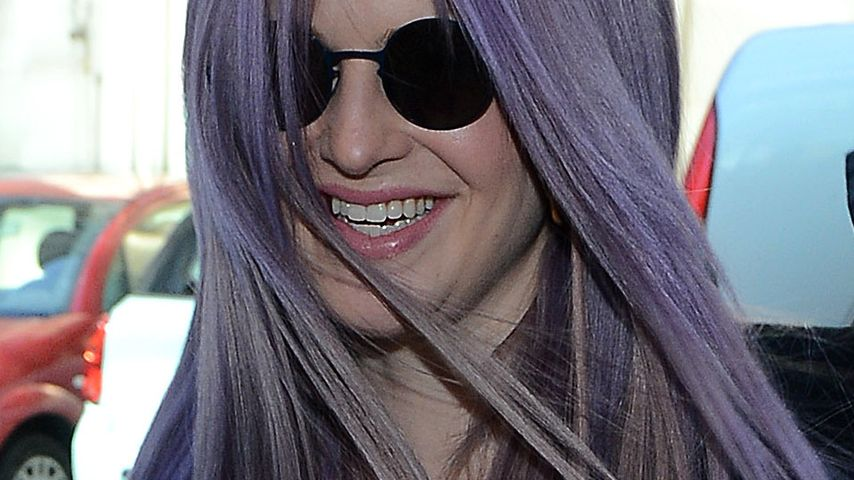 Sie strahlt wieder! Kelly Osbourne sieht top aus