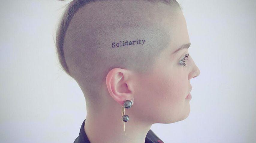 Orlando: Kelly Osbourne zeigt Solidarität mit neuem Tattoo
