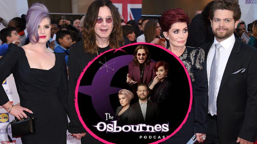 "MTV-Kultserie ""The Osbournes"" kommt als Podcast zurück!"