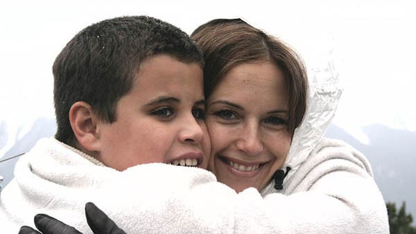 Throwback-Bild von Kelly Preston und ihrem Sohn Jett